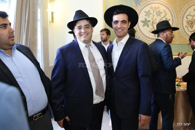 עיתונאי 'כיכר השבת' ישי כהן