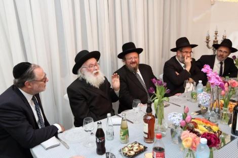 תמונות בכנס החיזוק בישראל.