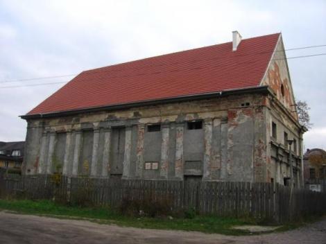בית הכנסת בעיר בידגוץ פולין Bydgoszcz