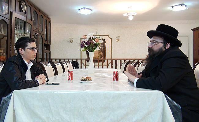 יוסף משה כהנא בראיון לכיכר השבת (צילום: כיכר השבת)