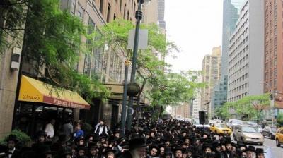 """הרב יעקב חנון שליט""""א, מגדולי העסקנים בירושלים"""