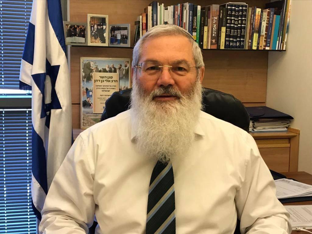 אלי בן דהן בראיון לכיכר השבת