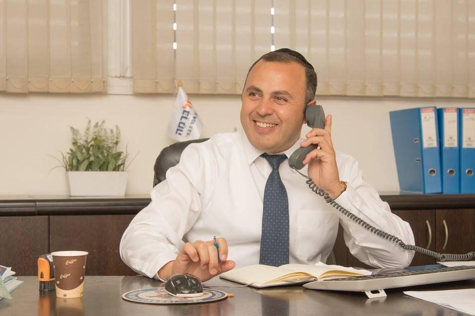 מנכ''ל התחנה אריאל דרעי: ''בלי כפיפות לאף פוליטיקאי''. צילום: ישראל קליין