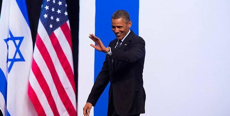 הנשיא ברק אובמה בנאום מחבק לעם היהודי: