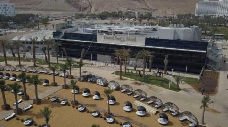 הטבה ישראלית חסרת תקדים בקניון החדש של ים המלח