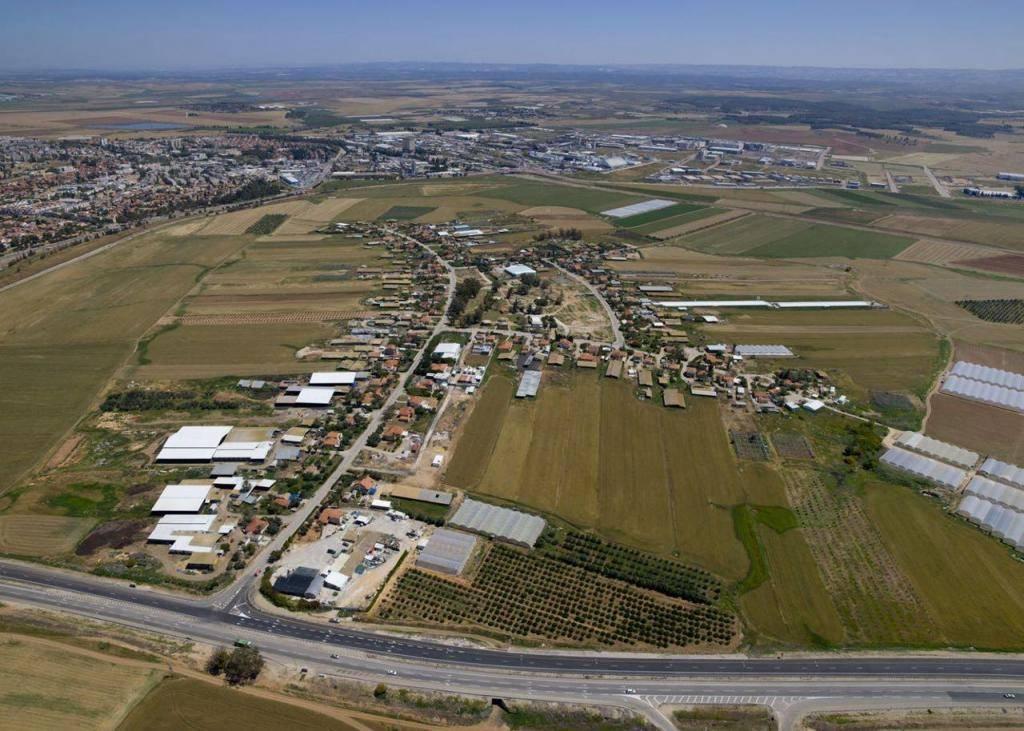 צילום אווירי של השטח המדובר (דוברות ש''ס)