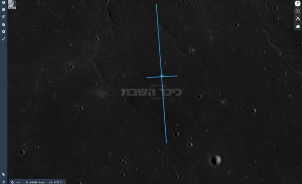 """צילום מסך מתוך אתר נאס""""א (צילום מסך מתוך אתר נאס""""א)"""