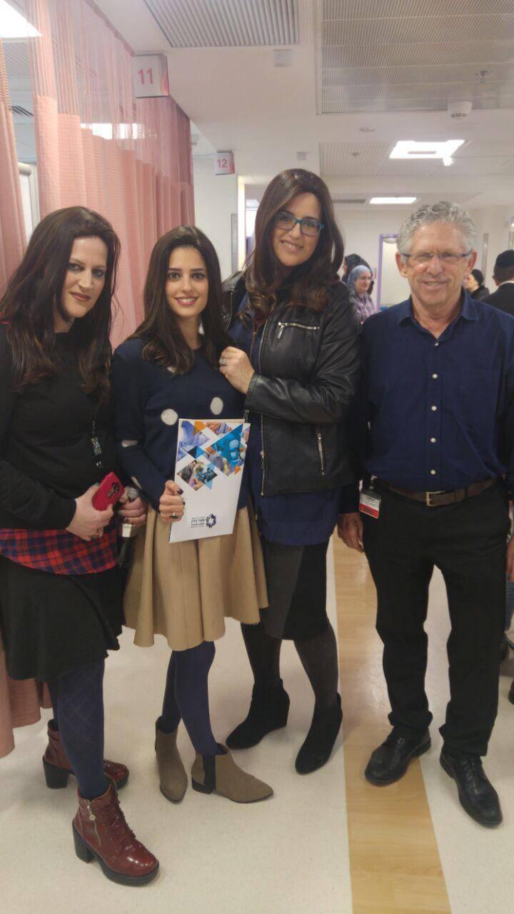 מפגש העיתונאיןת עם אמיתי רותם, מנהל השיווק של שערי צדק