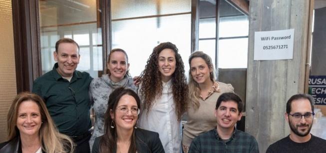צוות השופטים בתכנית - צילום ריקי רחמן