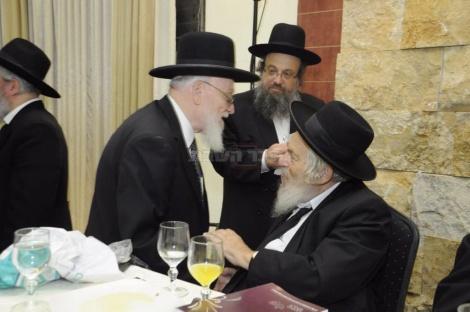 """עם הרב ירחמיאל בויאר, מראשי """"דגל התורה"""""""