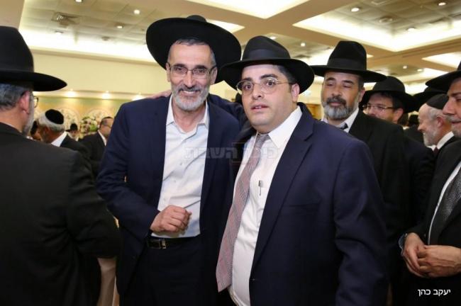 סגן ראש העיר י-ם צביקה כהן