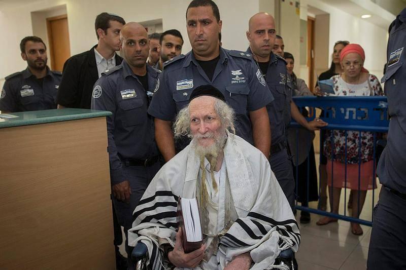 הרב אליעזר ברלנד (צילום: יונתן זינדל / פלאש 90)