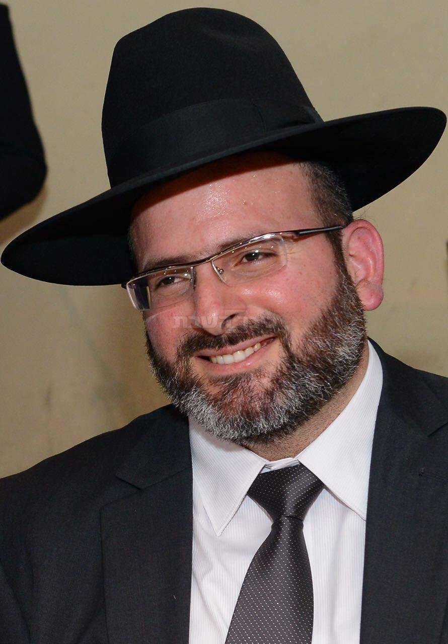 הרב יצחק לוי (באדיבות המצלם)