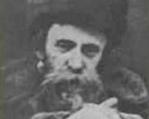 הרב מבעלז, רבי אהרן רוקח (ארכיון) (ארכיון)