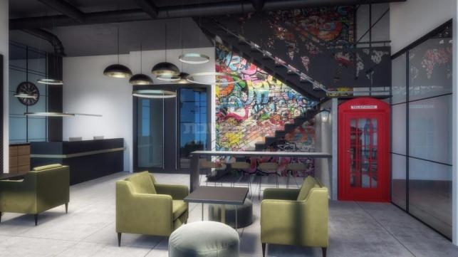 'וורקאפ' משיקה מתחם עבודה באזור העסקים היוקרתי BBC