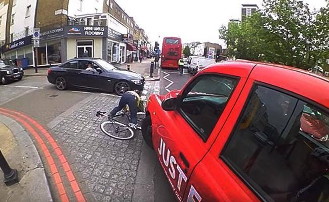 רגע התאונה (מתוך יוטיוב)