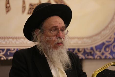 הרב יצחק ברנד, בכנס 'בני ציון'