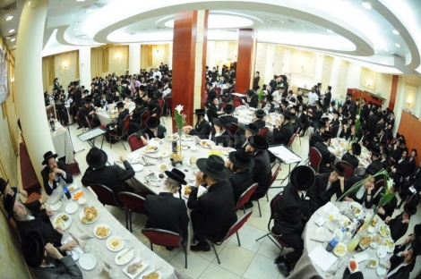 משתתפי הכינוס (צילום: שמואל דריי)