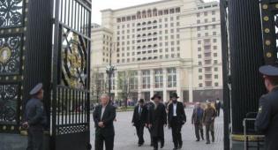 גם ברוסיה חוגגים: הרב הראשי הצטרף