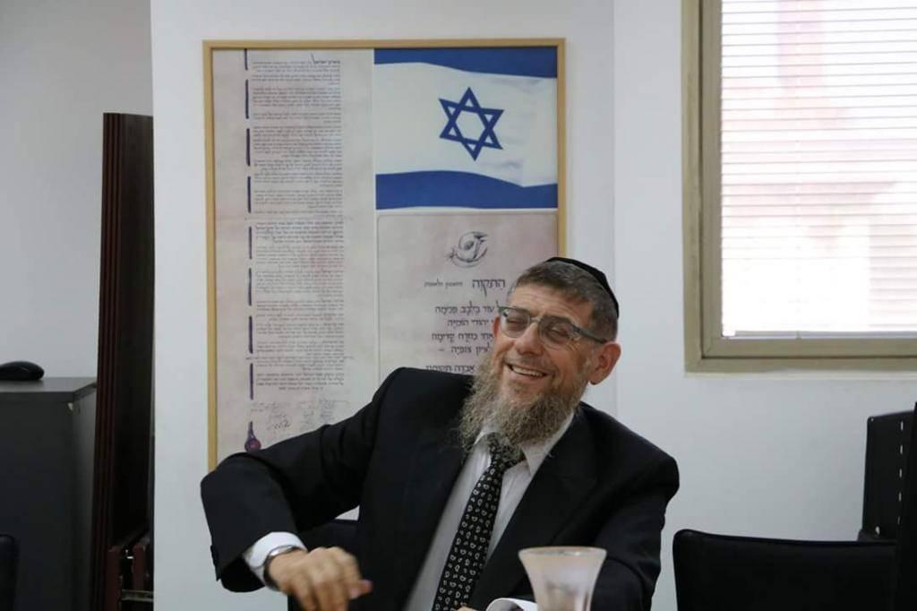 הרב קפלן (באדיבות המצלם)
