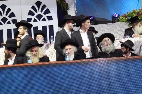 """בכינוס 'דגל ירושלים', כסלו תשע""""ו (צילום: שמעון קאהן)"""