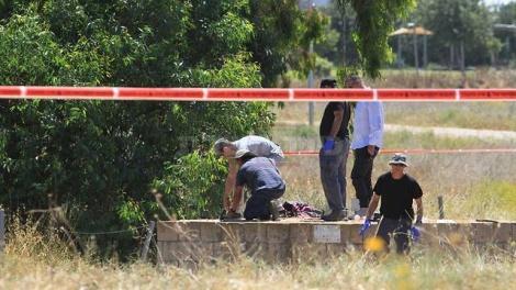 החיפושים בנתניה (צילום: עדו ארז - ynet)
