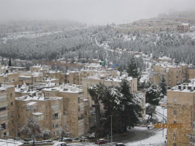 ירושלים בתפארתה. צילום: חיליש רוטרמן