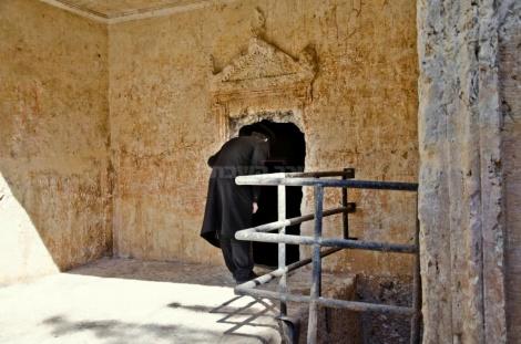 קברי הסנהדרין (צילום: יולי שוורץ באדיבות רשות העתיקות)