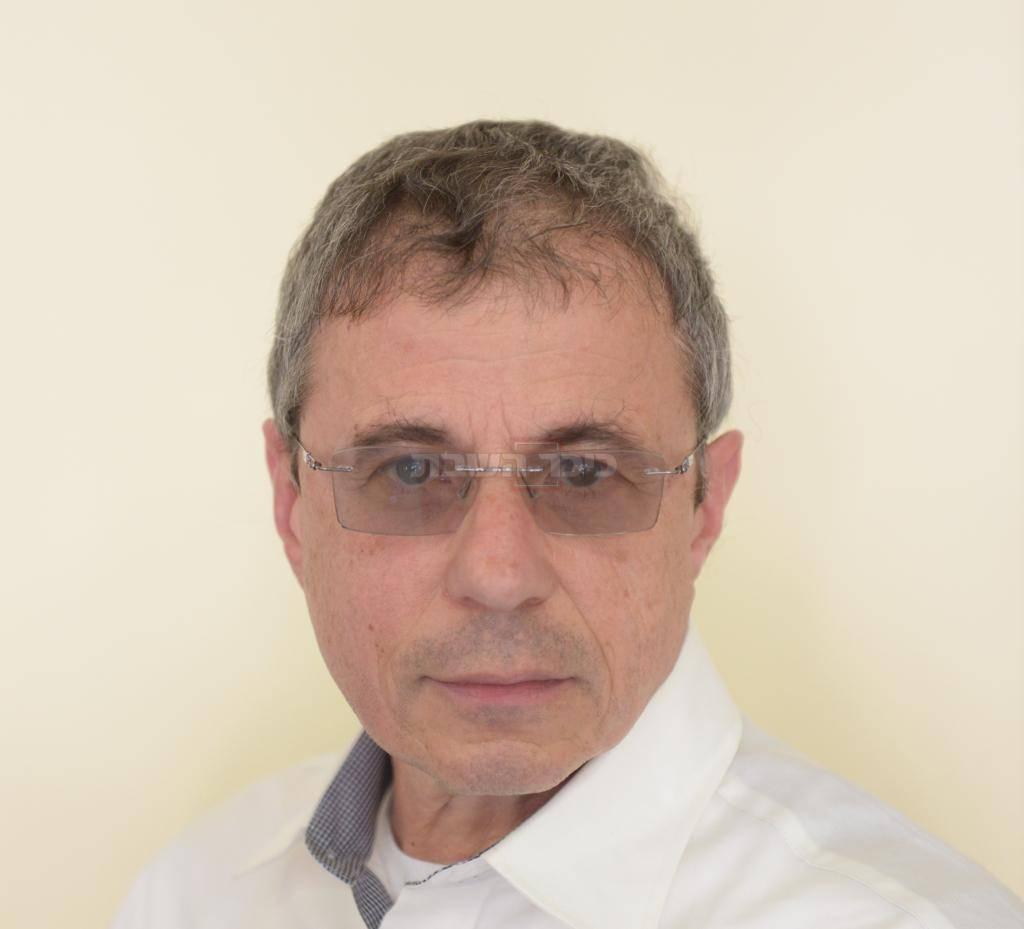 עו''ד יואב סלומון. צילום: אלברט קוט
