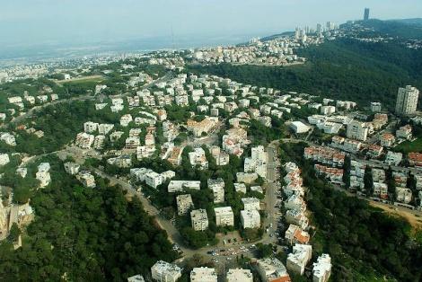 פאתי חיפה