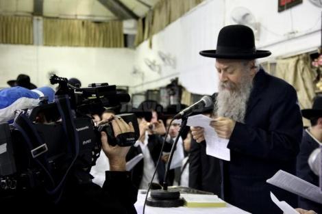 """הרב דוד בצרי שליט""""א"""