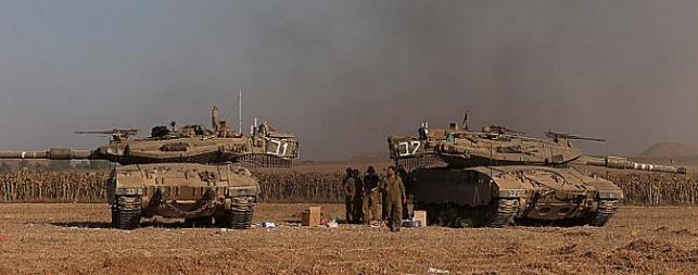 """צה""""ל בסג'עייה ובבית חנון; 120 יעדים הותקפו, 15 מחבלים חוסלו"""