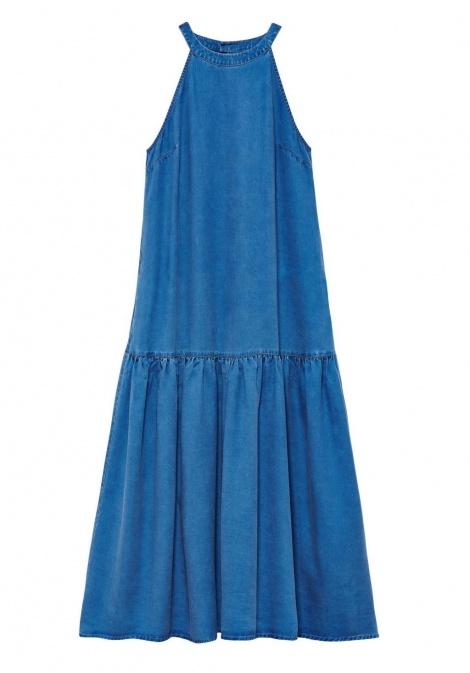 שמלה 179.90, אהבתי שהאורך מתאים ג'קט קצר לימי הסתיו והחורף יהיו לוק מושלם / צילום: טל קרת