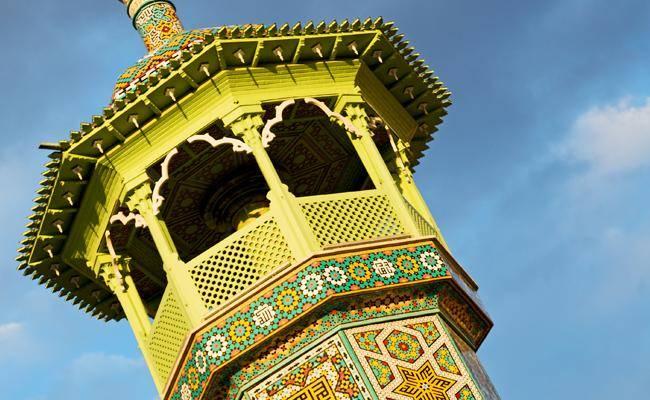 מסגד (צילום: shutterstock)