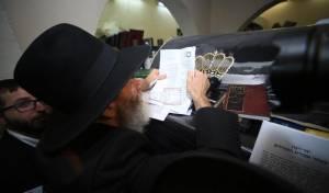 באישור מיוחד-הלימוד ומעמד התפילה לזיווגים  בעמוקה