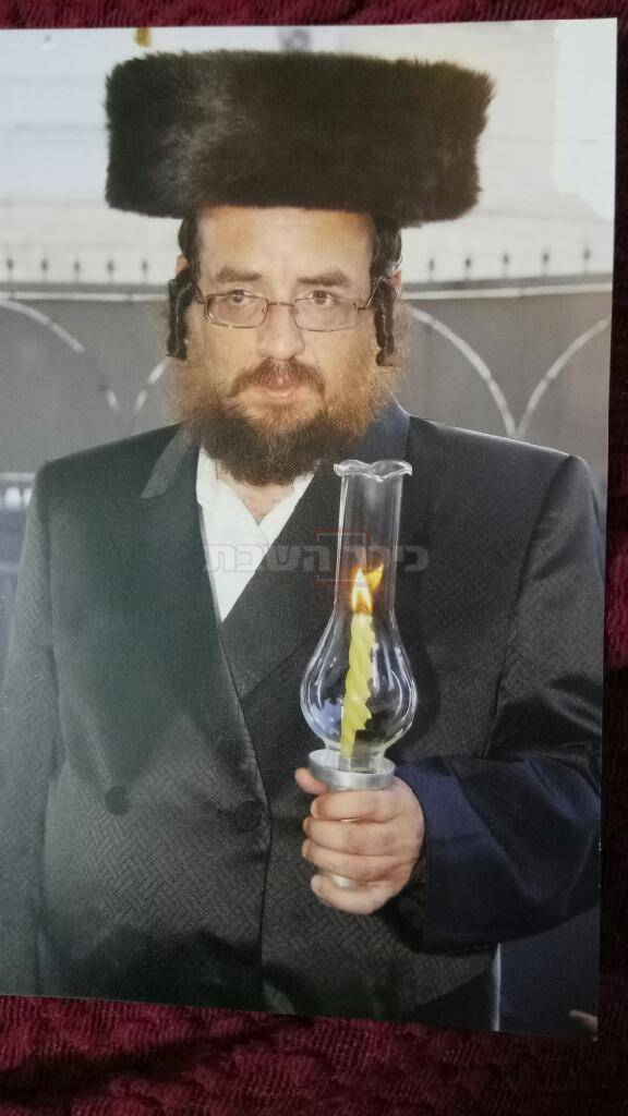 הרב יוסף רונין ז''ל (צילום: המייל האדום)
