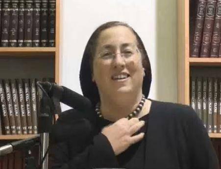 תמר בזק רפפורט (צילום מסך ערוץ היוטיוב שפע)