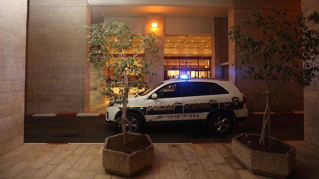 בית המלון (צילום: גיל יוחנן - Ynet)