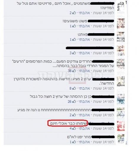 הפייסבוק של חדשות 2
