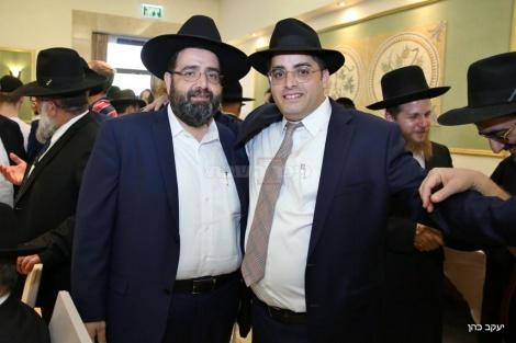חבר מועצת עיריית י-ם אברהם בצלאל