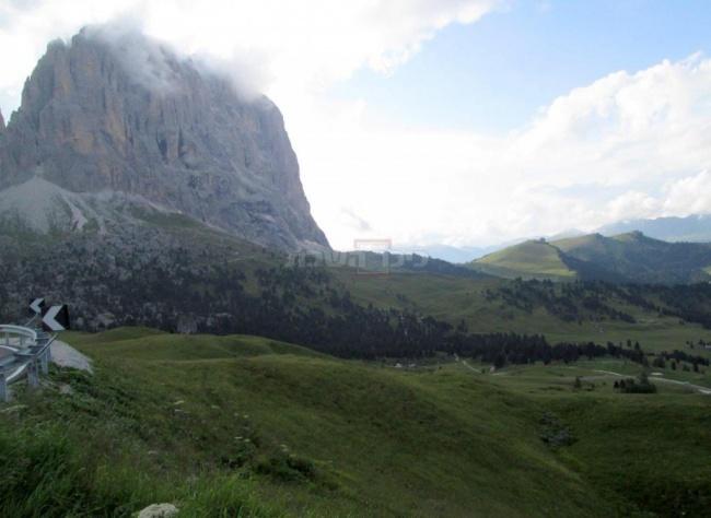 פאסו סלה,הר סאסולונגו