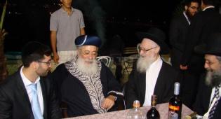 כיכר היום: שמחת הרבנים