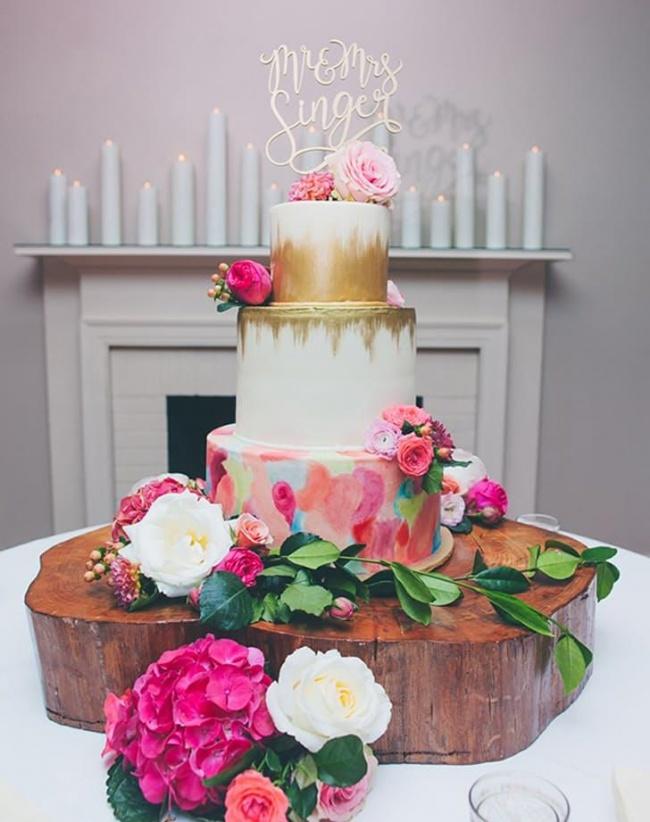 קבלו: יצירת מופת--סליחה, עוגה יפהפייה