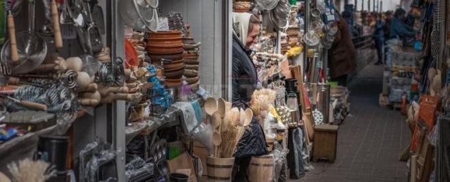 שוק קרקיבסקי - השוק של לבוב דרך מצלמה