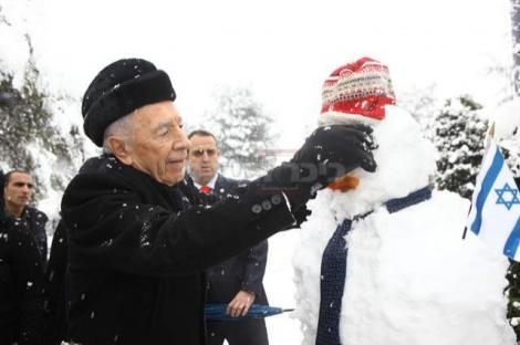 הנשיא שמעון פרס. צילום: דף הפייסבוק