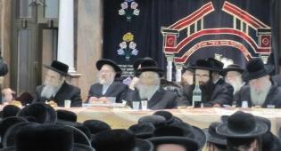 """יום ההצלה בירושלים עם הגאב""""ד שליט""""א"""