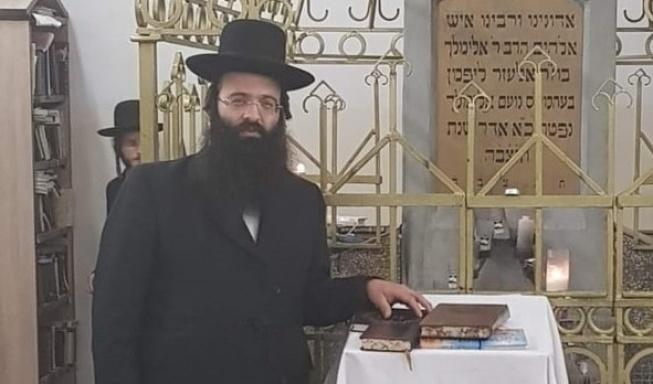 הרב אליעזר גולדברג