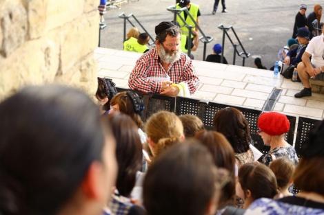 צילום: שירה הרשקופ, כיכר השבת