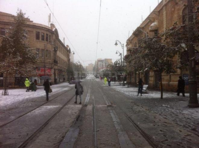 רחוב יפו (צילום: חגי גורן)