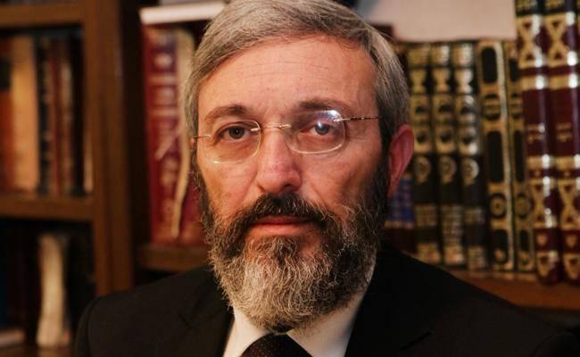 עו''ד דב הלברטל, כותב השורות (צילום: שלומי כהן, כיכר השבת)